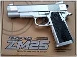 Пістолети металеві