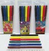 Фломастери 6 кольорів J.Otten 828-6 (24)