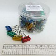 Біндер 25мм DSCN 5388-25 кольоровий Металлік (48)