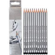 Олівці графітні набір 12 шт Marco 7000-12