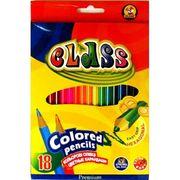 Олівці 18 кольорів PREMIUM CLASS 1618 (8)
