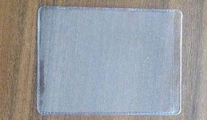 Обкладинка для Техталон великий ПВХ прозорий 200мкм  (20/1000)