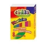 Пластилін CLASS (8 кольорів) 160г 7622 (24)
