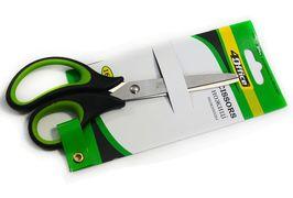 Ножиці 4OFFICE 15,9 см, 4-367 гумові ручки (12) 04040630