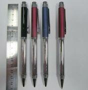 Ручка подарункова кулькова автоматична поворотна металева Baixin ВР923(3,4.5) (12)