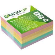 Блок паперу кольоровий Fresh  Класика 85х85 400арк клеяний FR-3212 (6/30)