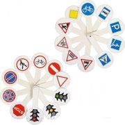Віяло Дорожні знаки (100)