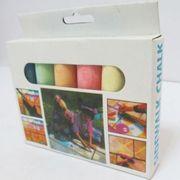 Крейда кольорова 6шт Jumbо 1869