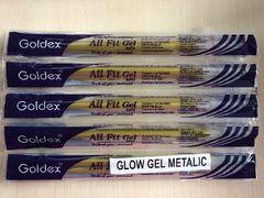 Стержень гельовий Goldex Metalic 894 ЗОЛОТО (10)