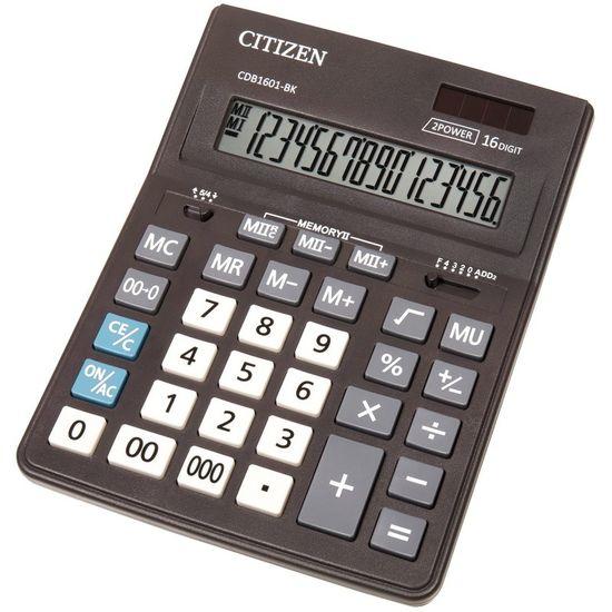 Калькулятор CDB-1601 BK