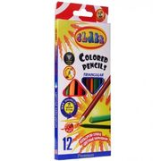 Олівці 12 кольорів PREMIUM CLASS 1912/1 трикутні (12)
