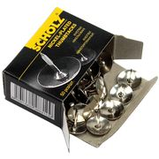 Кнопки Scholz нікель (50шт) 4831 (10)