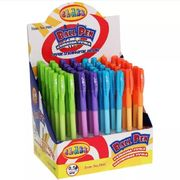 Ручка кулькова синя 0.5 мм з гумовим тримачем ERGO SCHOOL в дисплеї, 346С, CLASS 01010130 (48/1728)