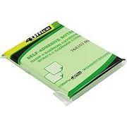 Блок паперу з клейким шаром, 76х102мм, 100 аркушів. Колір мікс. 4-425, 4Office 02041493 (12/432)