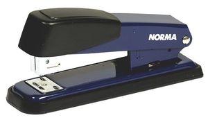 степлер метал., 24/6-26/6, 20арк, 60мм, син., 4123, Norma 04020976 (1/12/96)