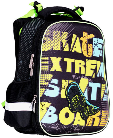 ранець SchoolCase Extreme Skate, 2 відд., 39*28*21см, PL, 2028C, CLASS 13012770 (1/4)