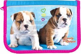 пенал 1-яр з 1відв.,пустий,Lovely Puppies, 210/70D PL, 98103, CLASS 13020320 (1/12/72)
