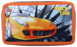 пенал 2-яр ,наповн,Race Car, 210/70D PL,CLASS,арт. 97277 13029090 (1/12/72)