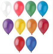 Куля повітряна 26см стандарт 992073 різні кольори мікс 1362-8/А70067 (100)