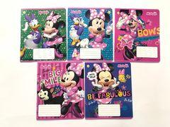Зошит А5 (12 л/Тетрада кол Disney) клітинка серія Мінні та друзі 11932 (25/250)