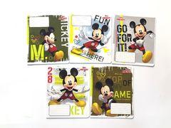 Зошит А5 (18 л/Тетрада кол Disney) клітинка серія Пригоди Міккі Мауса 11935 (20/200)