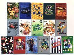 Блокнот А6 дитячий 48 стор бокова пруж Тетрада Disney 12386 (16)