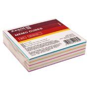 Папір для нотаток MIX 80х80х20мм, прок D8012 (1)