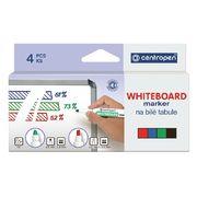 Маркер Board 8559/04, набір 4 шт. (картон. упак.) Centropen 8559/4/CB (1/10)