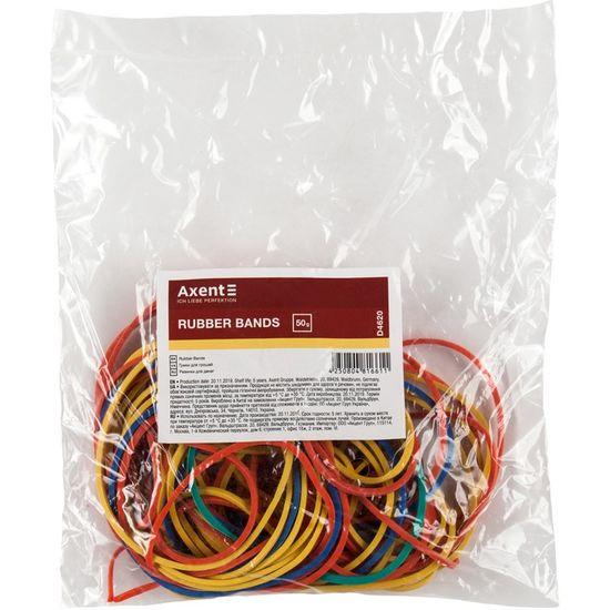 Гумки для грошей кольорові, 50 г D4620 (1)