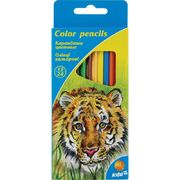 Олівці кольорові двосторонні, 12 шт. Kite Тварини K15-054 (1)