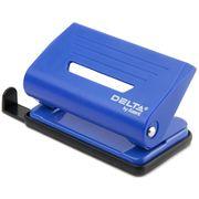 Діркопробивач пластиковий, 10арк, синій D3610-02 (1)