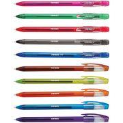 Ручка гелева Trigel-3, набір 10 кол., асорті UX-132-20 (1)