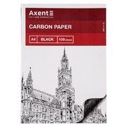 Папір копіювальний A4, 100 арк., чорний 3301-01-A (1)