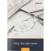 Папір для креслення А4, 10 аркушів, 200г/м2 K18-269 (1)