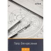 Папір для креслення А3, 10 аркушів, 200г/м2 K18-270 (1)