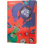Папка для зошитів В5 на гумці картон, Jolliers K19-210 (1)