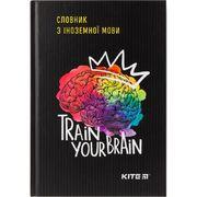 Словник з іноземної мови, 60 арк. Brain Kite K19-407-2 (1/20)