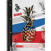 Коледж-блок А4 Premium, кліт, 80 арк., Pineapple 10 679 28 651 (1)