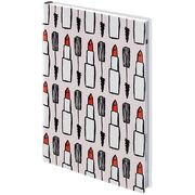 Щоденник недат. Агенда Flex Lipstick BBH 73-796 38 902 (1)