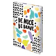 Щоденник недат. Агенда Графо Be brave BBH 73-796 68 06 (1)
