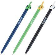 Ручка кульк.автом., синя Color Dog K20-030-02 (36)