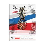 Альбом для малювання А4 75 арк. 100 г/м2 10 474 08 02 (1)
