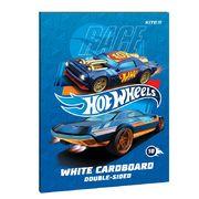 Картон білий А4, 10 аркушів. Щільність 210г/м2. Упаковка: картонна папка. HW21-254 (1)