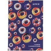 Словник з іноземної мови, 60 арк. Donuts K21-407-2 (1)