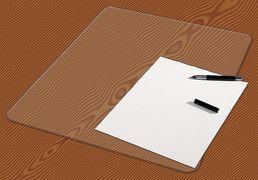 Підкладка для письма прозора 0318-0011-00 (1/50/1200)