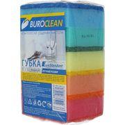 Губки кухонні 5шт BuroClean EuroStandart 10200211 (1/50)