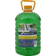 /Засіб для миття скла Buroclean 5л зелене яблуко 10700604 (1/2)