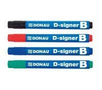 >Маркер для дошок D-SIGNER B, зелений 7372001-06 (1/10/100/4)