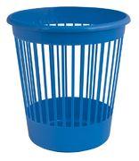 Ко офісний для паперів, пластик, синій Арника 82063 (1/25)