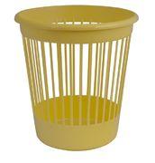 Ко офісний для паперів, пластик, жовтий Арника 82065 (1/25)